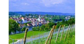 Hochrhein – Bodensee bis Rheinfall