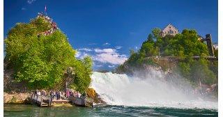 Day trip to Rhine falls