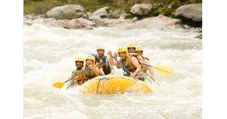 Nile Full Day Rafting Jinja Uganda